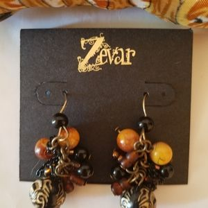 Zevar by Treska | Pierce Earrings